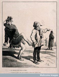 Fier De Son Labeur, L'employé Reçoit Sa Récompense (archive, colection privée)