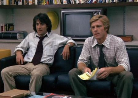 Peter Et Steven : Journalistes Totaux et Américains Classieux
